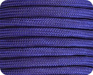 Midnight Blue 550 Paracord - 100 Feet