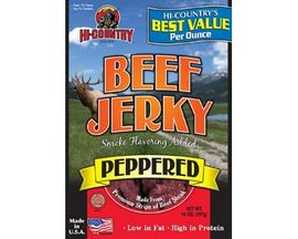 Hi-Country Peppered Beef Jerky - 14 oz.