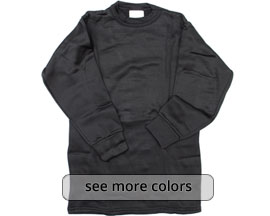 Crew Neck Kids Polypropelene Shirt