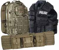 MOLLE and Tactical Gear