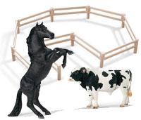 Farm and Horse Toys