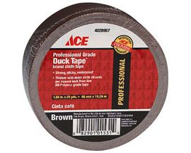 ACE® Brown Professional Grade Duck Tape