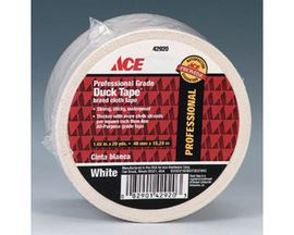 ACE® White Professional Grade Duck Tape