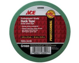 ACE® Green Professional Grade Duck Tape