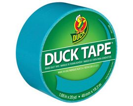 Duck Brand® Aqua Colored Duct Tape