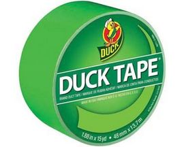 Duck Brand® Lime Green Duct Tape