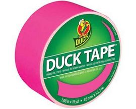 Duck Brand® Pink Duct Tape