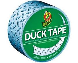 Duck Brand® Silver Diamond Duct Tape