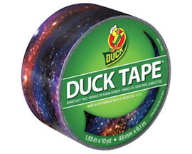 Duck Brand® Galaxy Print Duct Tape