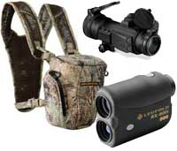 Hunting Optics: Binoculars, Scopes, Rangefinders, and more