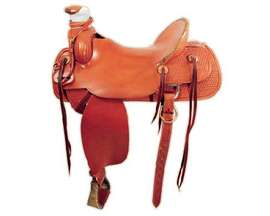 McCall Saddle Co. Great Basin Association Ranch Saddle - 16in