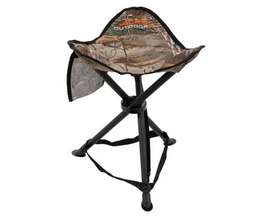 Alps OutdoorZ Tri-Leg Stool in Realtree Xtra Camo
