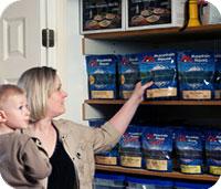 Emergency Food & Storage