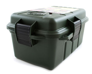 Forest Green Survivor Dry Box - Large