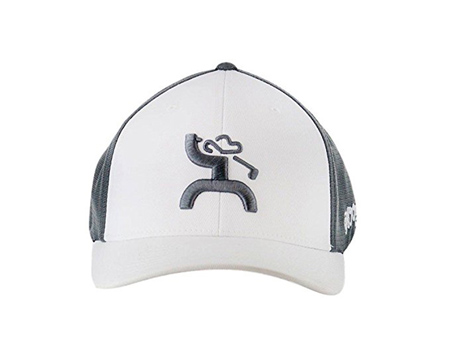 Get your Hooey Golf - White and Gray Ballcap at Smith   Edwards! f5eaf5ab759