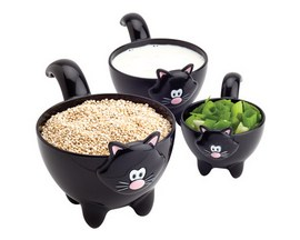 Joie Meow Measuring Cups - Assorted Colors