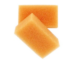MF Western Felt Hat Cleaning Sponges - Pack of 2