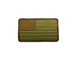 5ive Star Gear® U.S. Flag Subdued Multicam Morale Patch