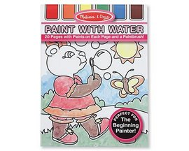 Melissa & Doug Playtime, Fairies, Animals, & More Paint with Water