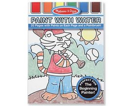 Melissa & Doug Sports, Playtime, Circus, & More Paint with Water