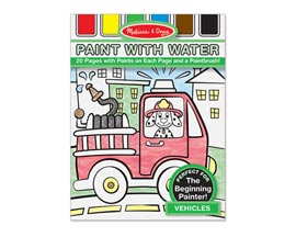 Melissa & Doug Vehicles Paint with Water