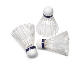 Franklin® Badminton Birdies- 3 Pack