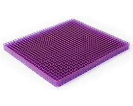 Royal Purple®  No Pressure Seat Cushion 1.25""