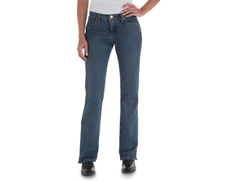 f878d063 Get your Wrangler Women's Cash Cowgirl Cut Ultimate Riding Jeans at ...
