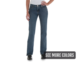 Wrangler® Women's Cash Cowgirl Cut Ultimate Riding Jeans