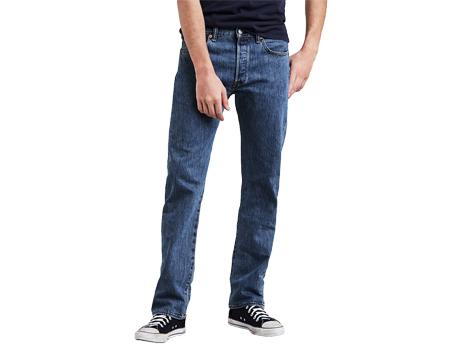 56dd7f5f Get your Levi® Men's 501 Original Fit Jeans - Medium Stonewash at ...