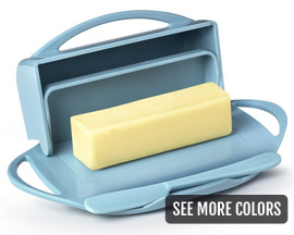 Butterie® Butter Dish - Pick Your Color