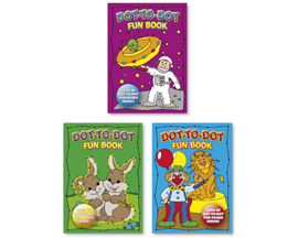 International Greeting Dot-To-Dot Activity Books