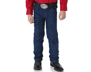 Wrangler® Boys' Pro-Rodeo Original Jeans (8-16)