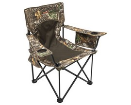 Alps Outdoorz® King Kong Quad Camp Chair - Realtree Edge