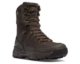 Danner Vital 8 In. 400G Insulated Tactical Hiking Boots - Brown