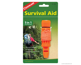 5-in-1 Survival Aid
