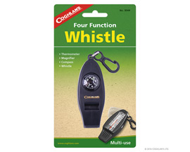 Four-Function Whistle