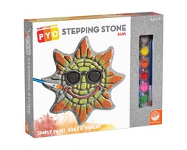 MindWare Paint Your Own Sun Stepping Stone