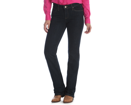 Wrangler® Women's Q-Baby Cowgirl Cut Ultimate Riding Jean