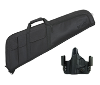 Rifle cases and Holsters