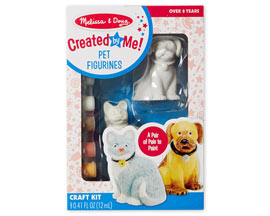 Melissa and Doug® Created by Me! Pet Figurines Craft Kit