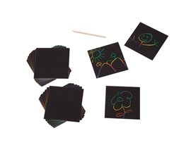 Melissa and Doug® Scratch Art® Mini Notes - 8 Pack