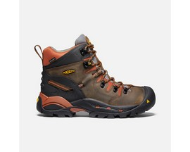 Keen® Men's Pittsburgh 6 in. Soft Toe Work Boot