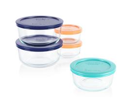 Pyrex® Food Storage Container Set - 5 pc
