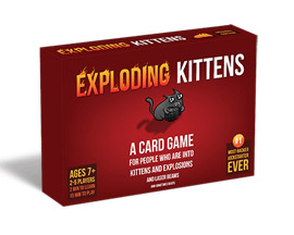 Exploding Kittens® Original Edition Card Game