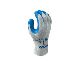 Johnson Wilshire Atlas Latex Poly-Cotton Gloves