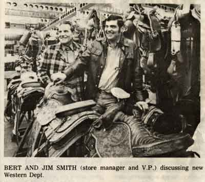 Bert Smith and Jim Smith